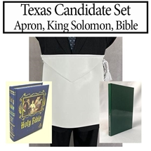Texas Candidate Set