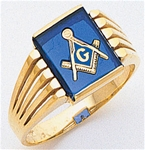 Freemason Masonic Ring - 9930