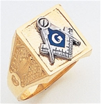 Masonic Ring Macoy Publishing & Masonic Supply 9971