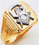 Masonic Ring Macoy Publishing & Masonic Supply 9972