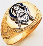Masonic Ring Macoy Publishing & Masonic Supply 9976