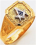 Masonic Ring Macoy Publishing & Masonic Supply 9977