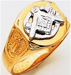 Masonic Ring Macoy Publishing Masonic Supply 9980