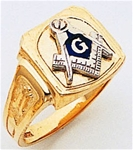 masonic ring Macoy publishing masonic supply 9987