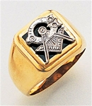 Masonic Ring Macoy publishing masonic Supply 9999