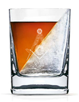 Masonic Ice Whiskey Glass