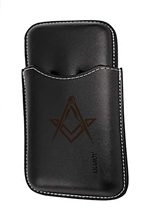 Masonic Three Cigar Holder
