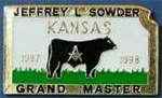 Jeffrey L. Sowder Pin
