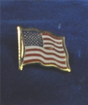 Pin, US Flag