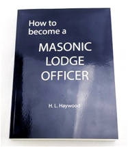 How to become a Masonic Lodge Officer