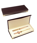 Personalized pen/ letter opener gift set