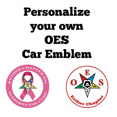 OES Custom Aluminum Car Emblem