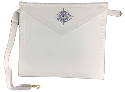 Masonic Elite Presentation Apron - Sold Individually