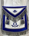 Past Master Apron Leather with Velvet trim