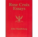 Rose Croix Essays Hard back