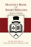 Master's Book of Short Speeches