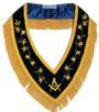 Macoy's Masonic Silk Collar