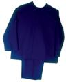 Masonic Candidate Cape and Trousers- Blue