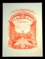 Royal Arch Masons Membership Certificate
