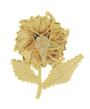 OES Flower Pin