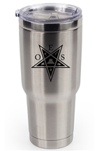 OES 32 OZ STAINLESS STEEL THERMAL TUMBLER