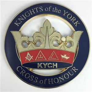 KNIGHTS OF THE YORK CROSS OF HONOR - SALE