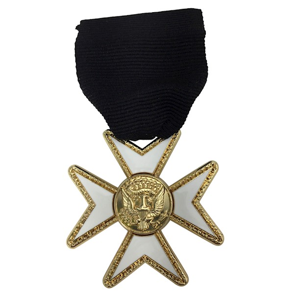 Knights of Malta Officer Jewels - Spread Eagle