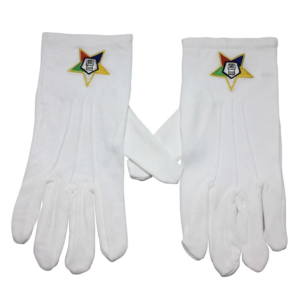 OES Lady's Short Gloves