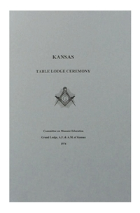 Table Lodge Ceremony