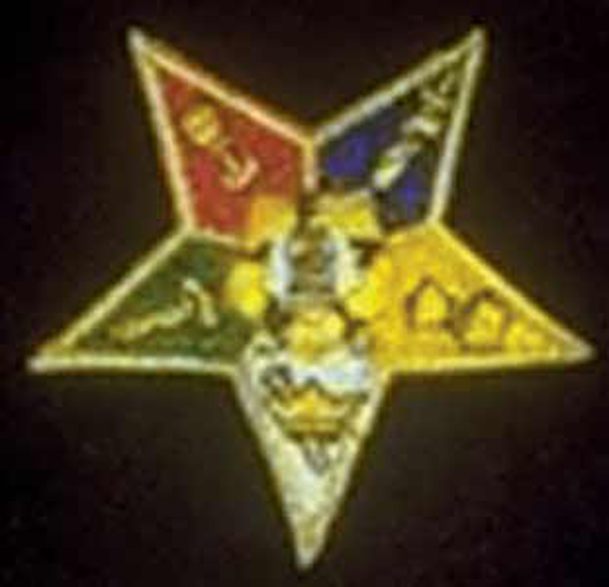 OES Star Patch