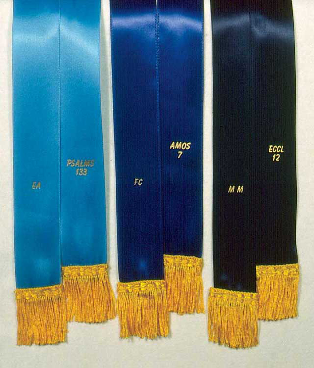 Masonic Altar Bible Markers