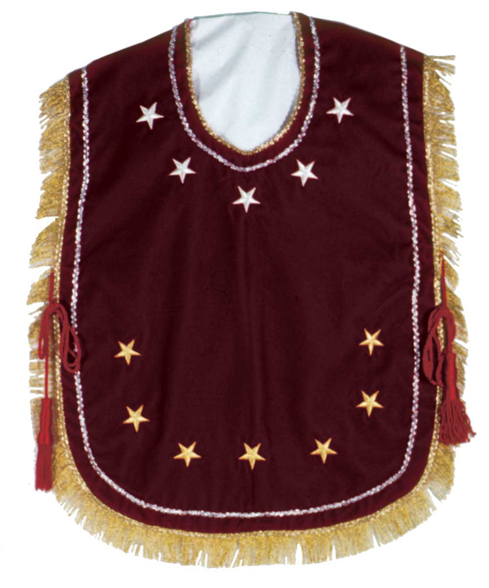 Heroines of Jericho Apron