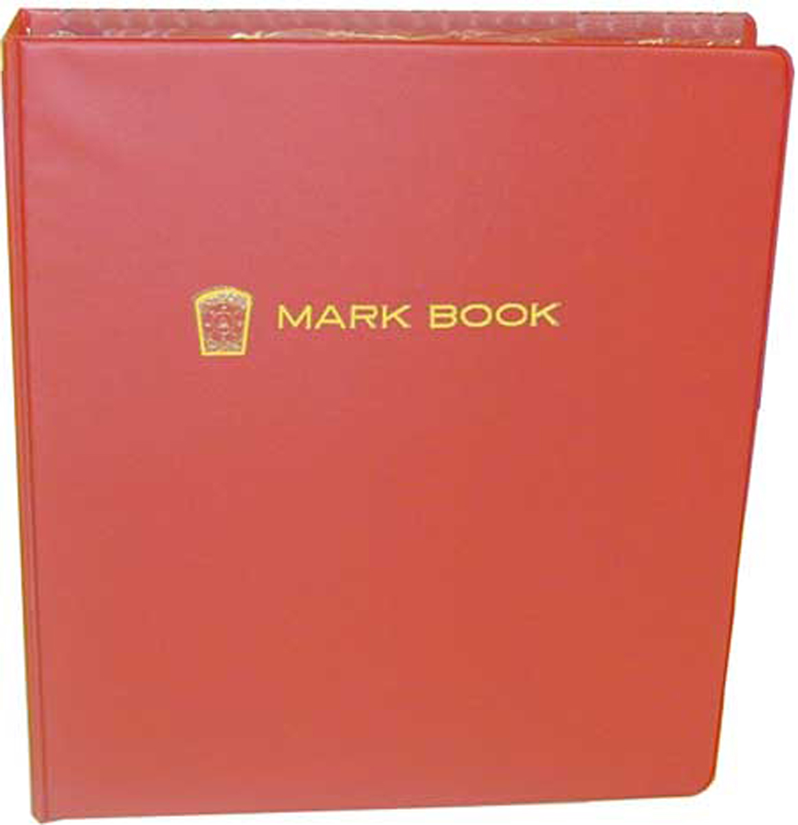 Loose Leaf Mark Book