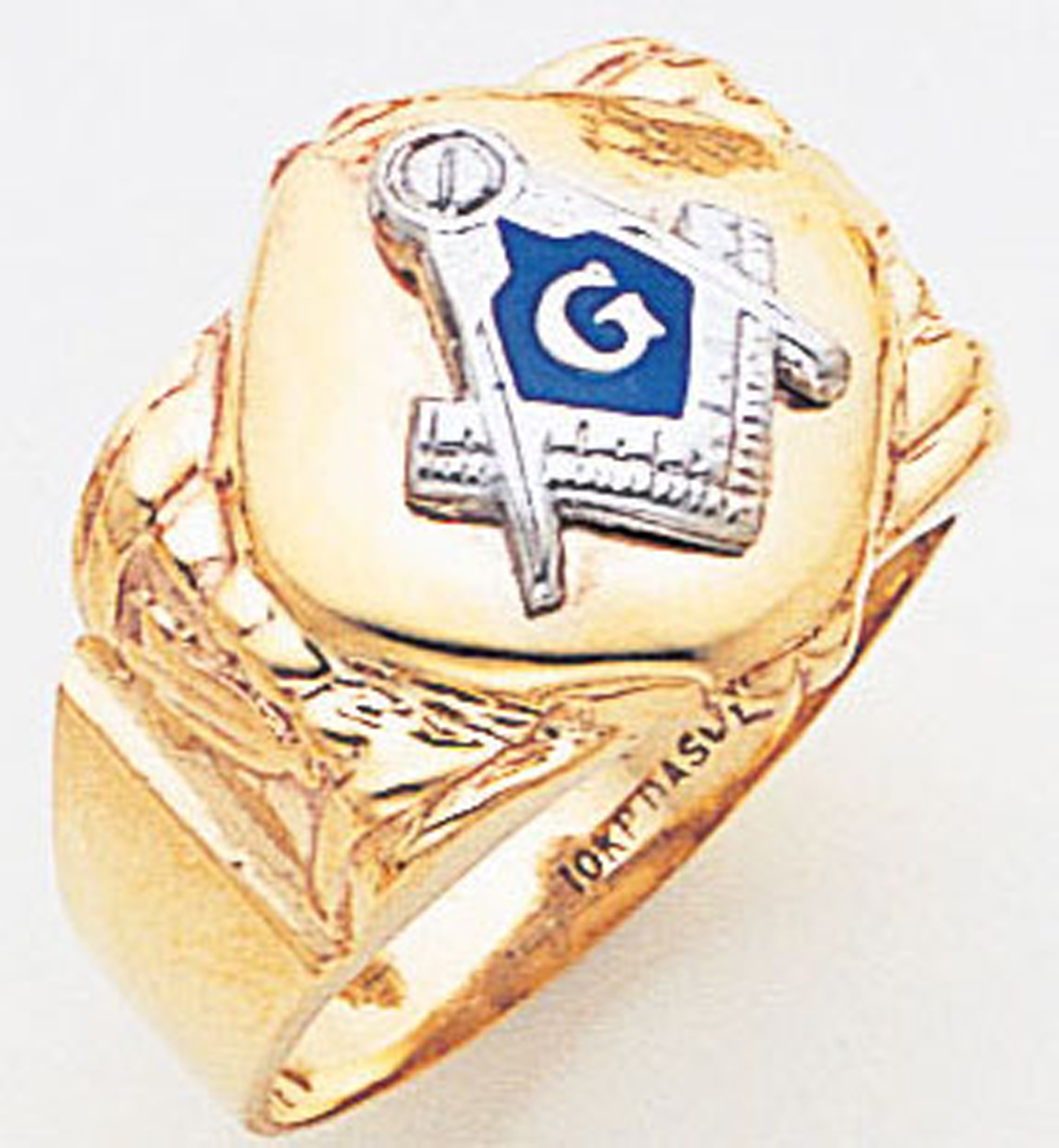 Masonic Ring Macoy Masonic Supplies 3126