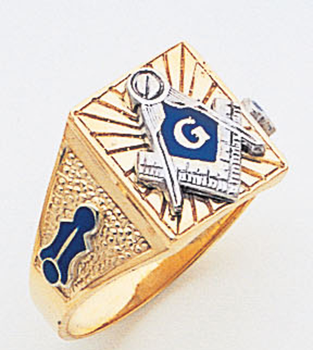 Masonic Ring Macoy Publishing Masonic Supply 3254