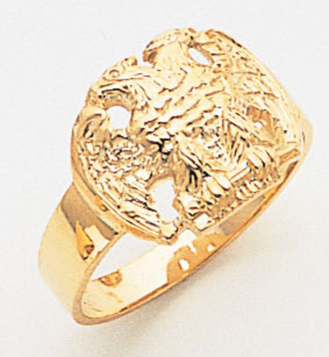 Masonic 32 Degree Scottish Rite Ring Ring Macoy Publishing Masonic Supply 3357
