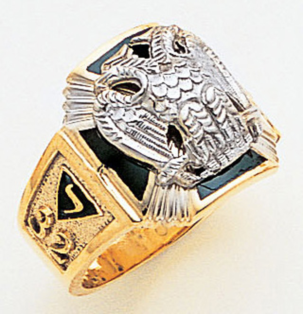 Masonic 32 Degree Scottish Rite Ring Macoy Publishing Masonic Supply 3433