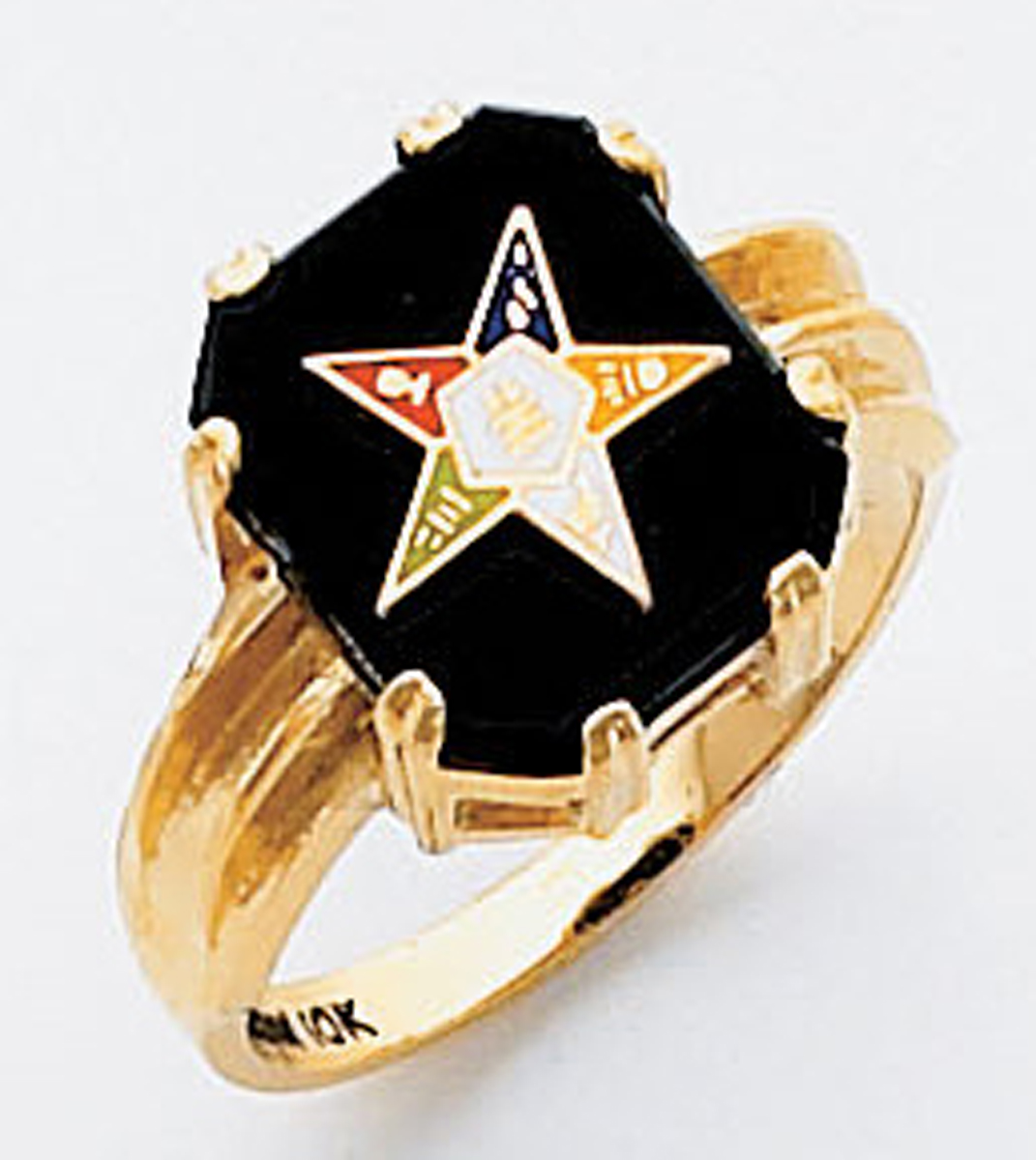 Order of the Eastern Star Ring Macoy Publishing Masonic Supply 3444