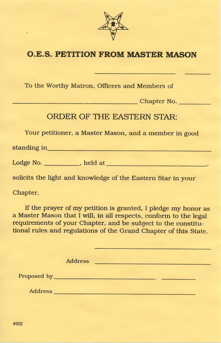 OES Petition from Master Mason (12)