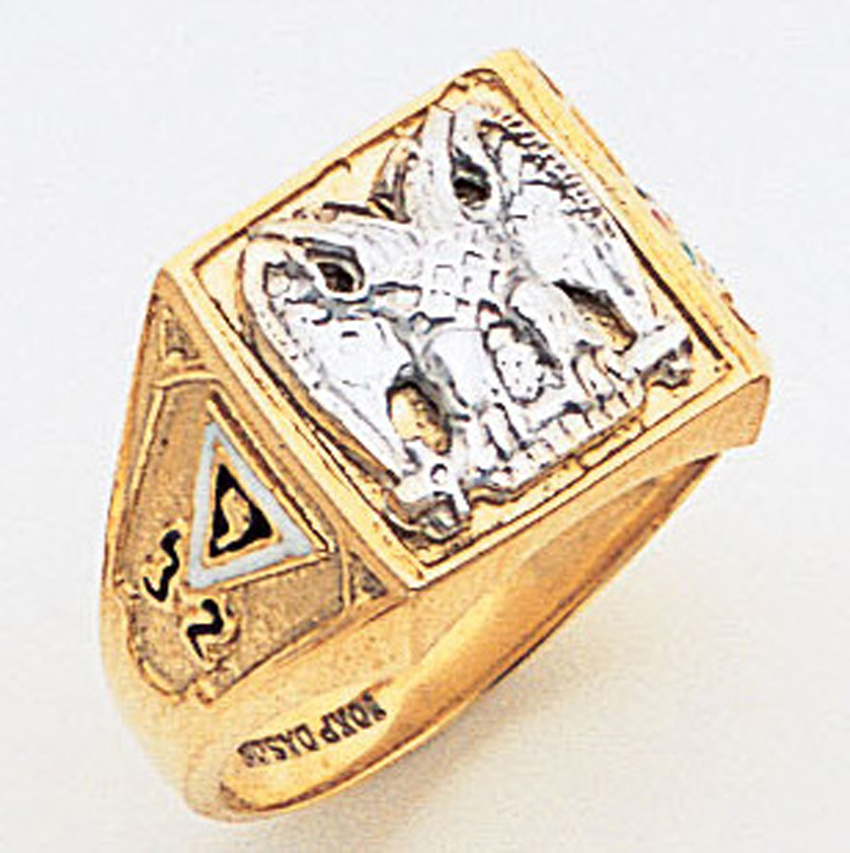 Masonic 32 Degree Scottish Rite Ring Macoy Publishing Masonic Supply 5199