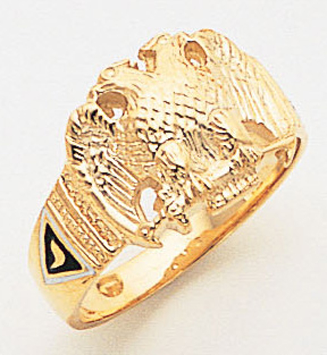Masonic 32 Degree Scottish Rite Ring Ring Macoy Publishing Masonic Supply 5722