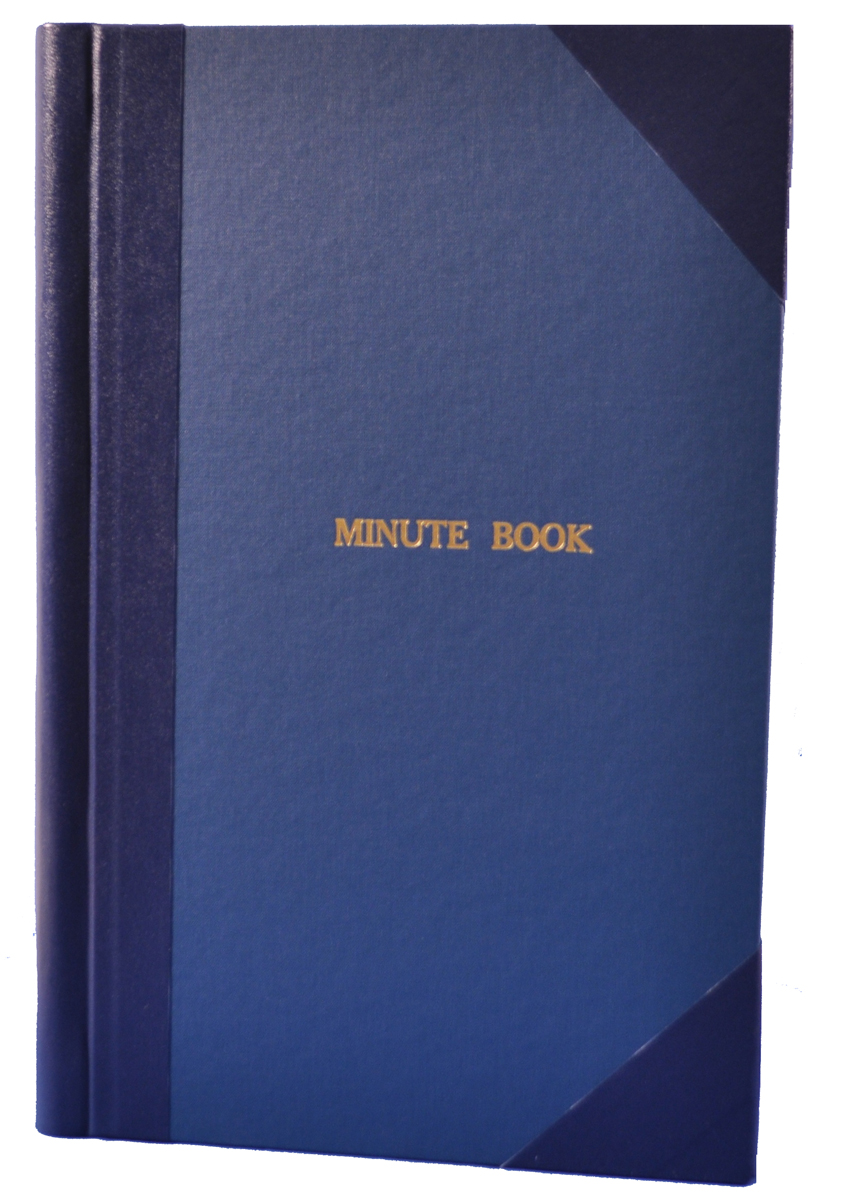 OES-Minute-or-Record-Book-P4004.aspx