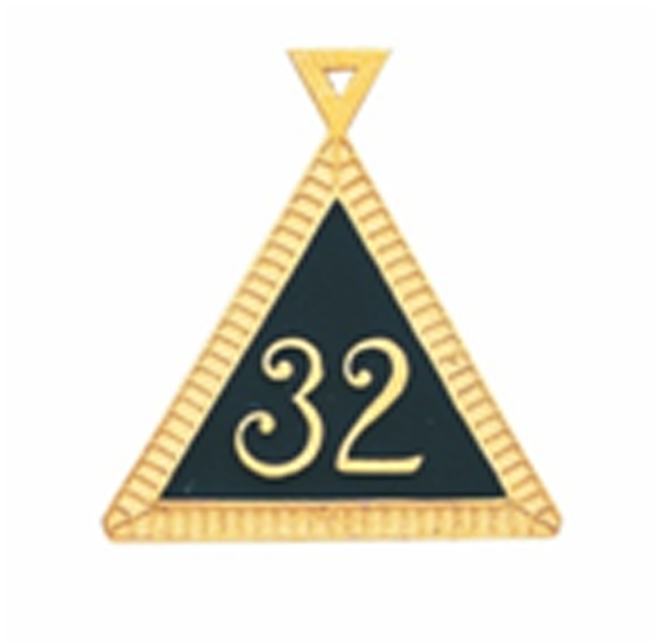 Masonic Pendant Scottish Rite