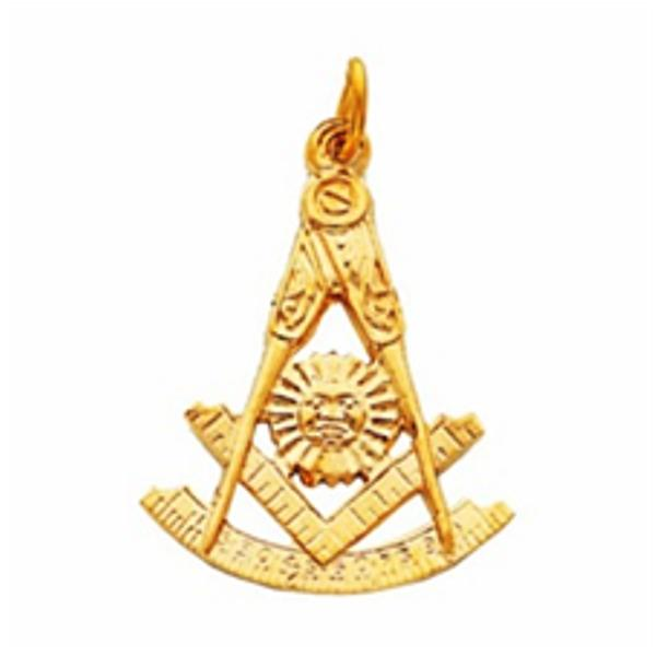 Masonic Pendant Past Master