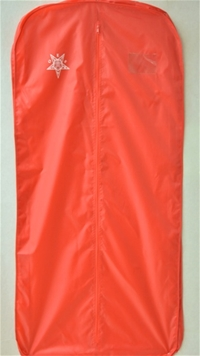 "OES 52"" Formal Garment bag Red/White"