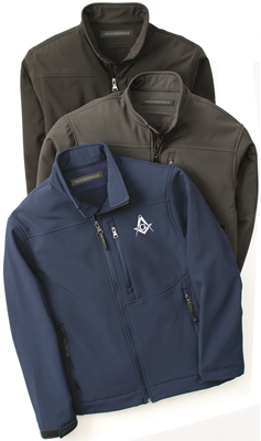Dunbrooke Relay Jacket with Reflective Trim