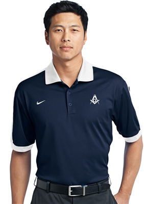 Nike Gof Dri-Fit Polo for Masons