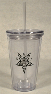 16 oz.Insulated OES Travel Tumbler