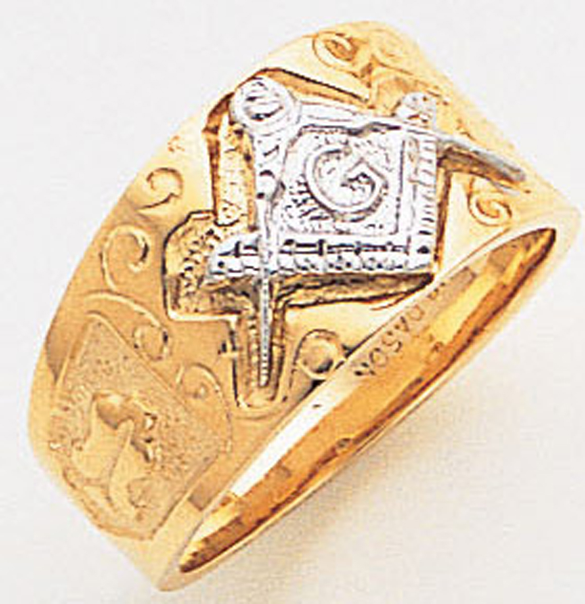 Masonic Ring Macoy Publishing Masonic Supply 9982
