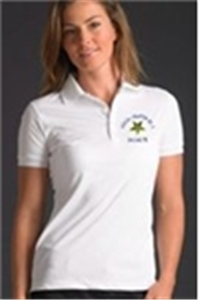 Heroines of Atlanta 712 OES  Short Sleeve Polo Shirt